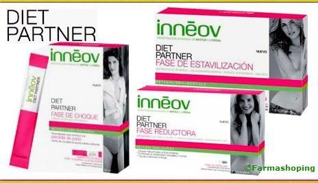 Diet Partner de Inneov una nueva forma de hacer dieta y perder peso