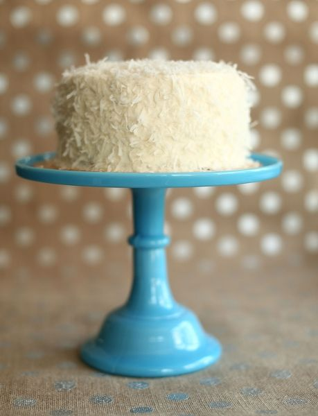 Milk Glass Cake Stand Bonnie Blue Holiday And Everyday Gift