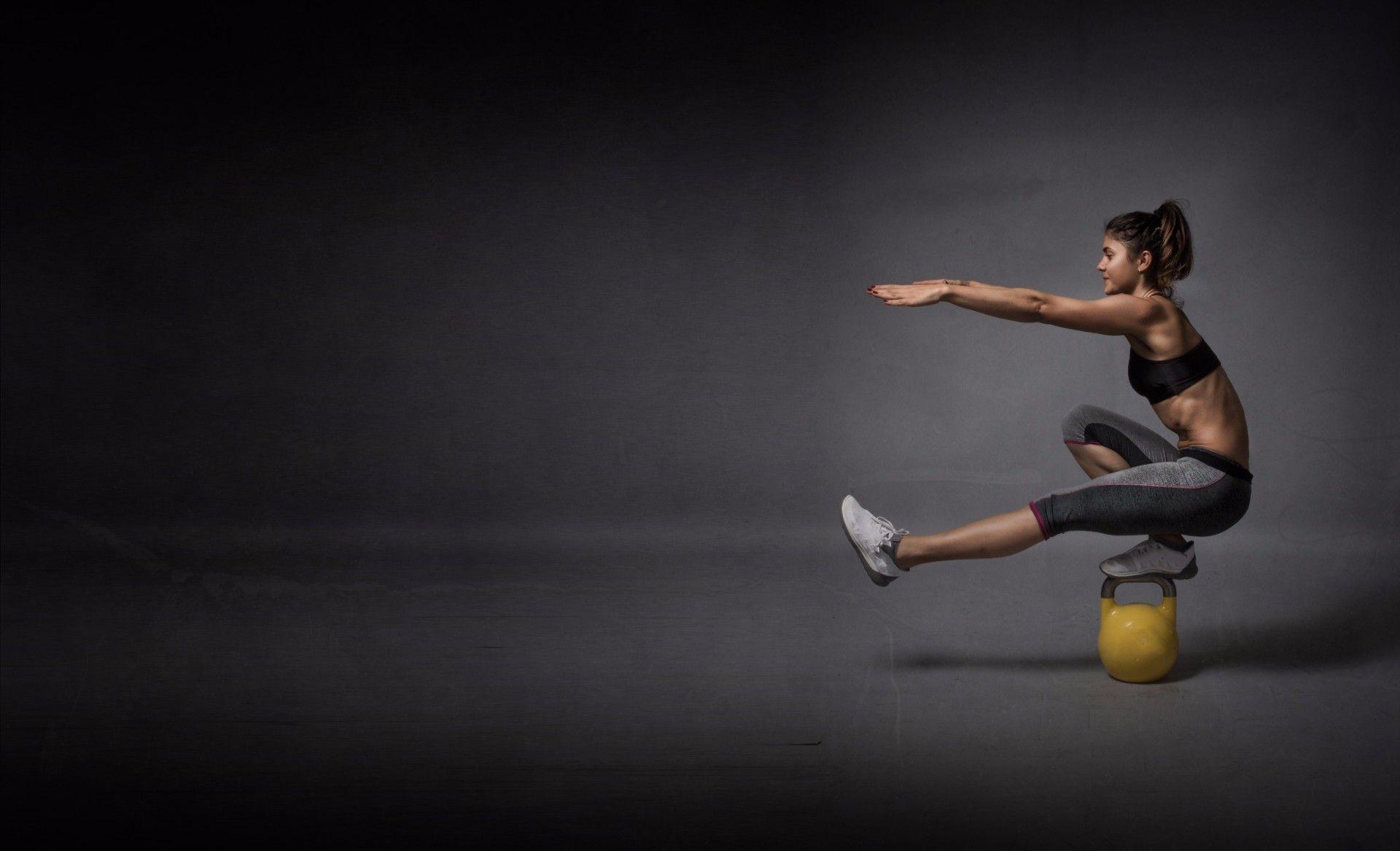 Squat Warmup Routine Fun workouts, Kettlebell, Workout