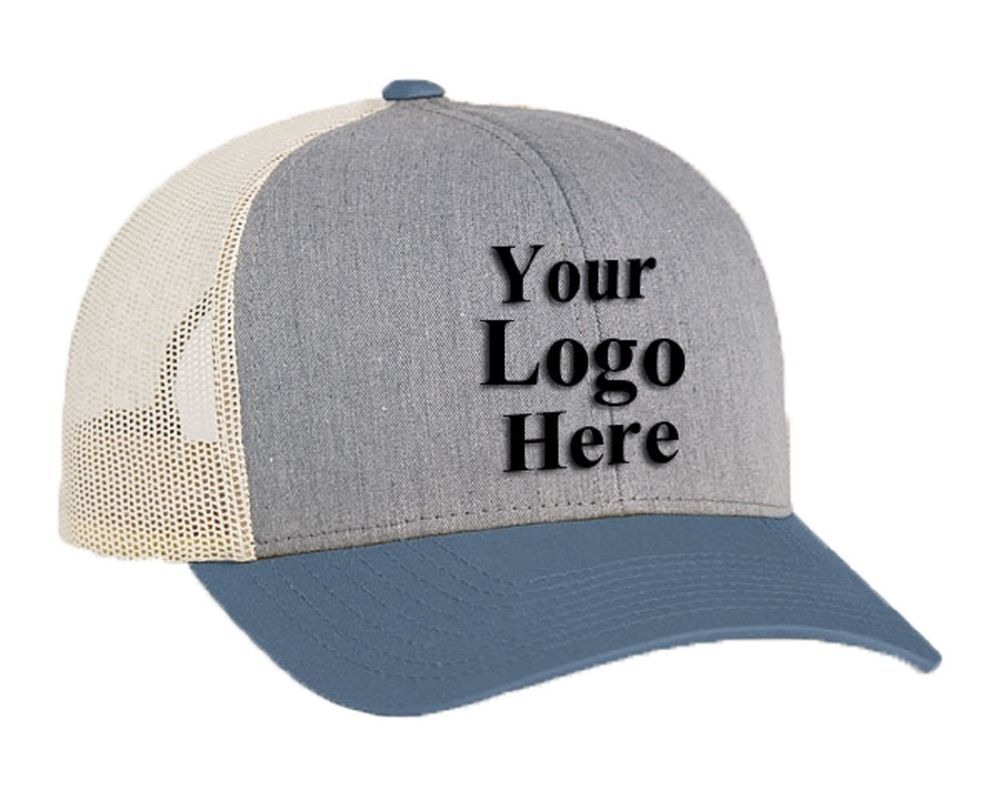 b137a3c866e Custom Hat Your Own Logo Adjustable Back Curved Bill Free Embroidery Men   fashion  clothing  shoes  accessories  mensaccessories  hats (ebay link)