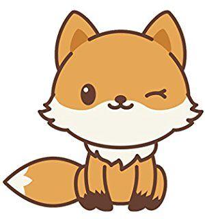 Fox kawaii. Related image cute in