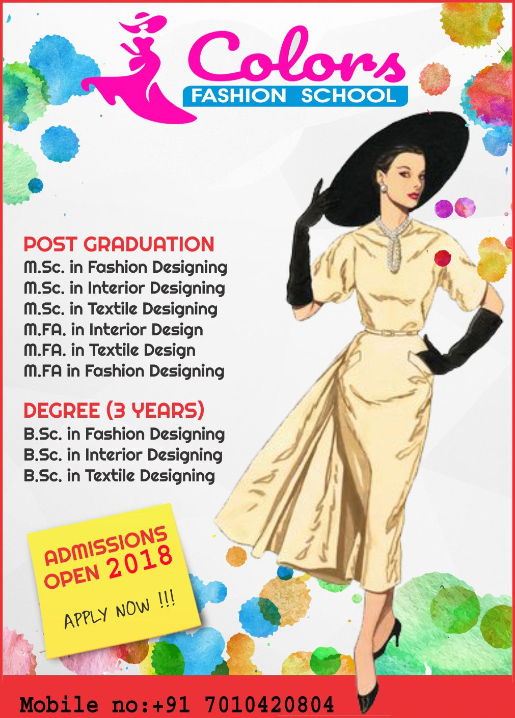 An Offering At Three Levels Namely 6 Months Fast Track Fashion Designing Course In Chen Fashion Designing Course Fashion Designing Institute Technology Fashion