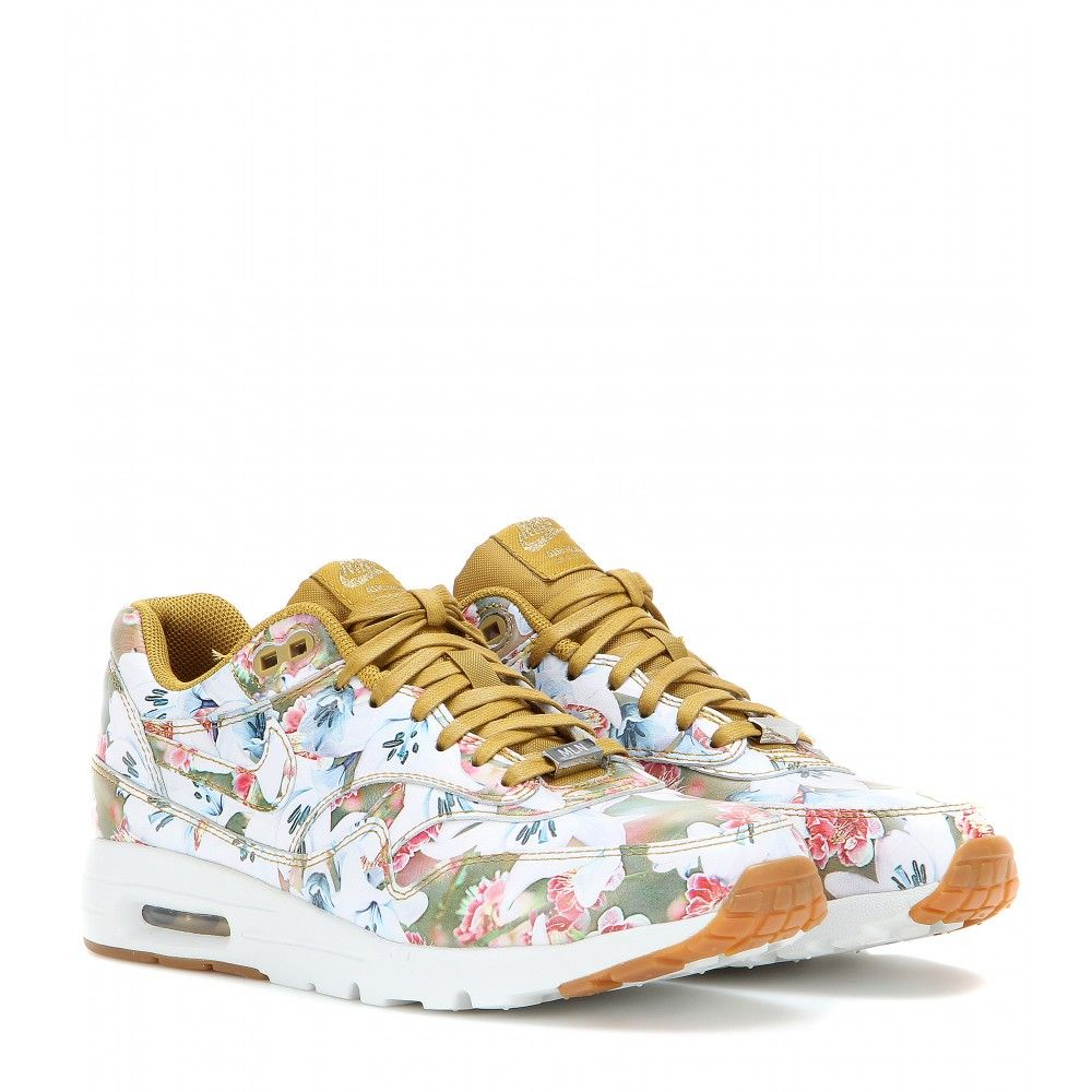 bb79dee4b3a65 Nike Air Max 1 Ultra Sneakers in Floral | Lyst | Well-Heeled | Shoes ...