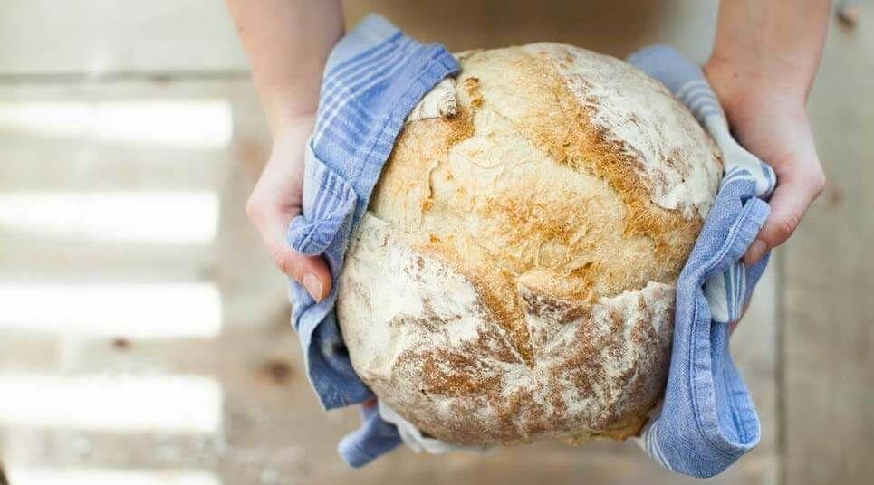 Receta Masa De Pan Con Kitchenaid Pepebar Receta Como Hacer Pan Casero Como Hacer Pan Recetas De Pan