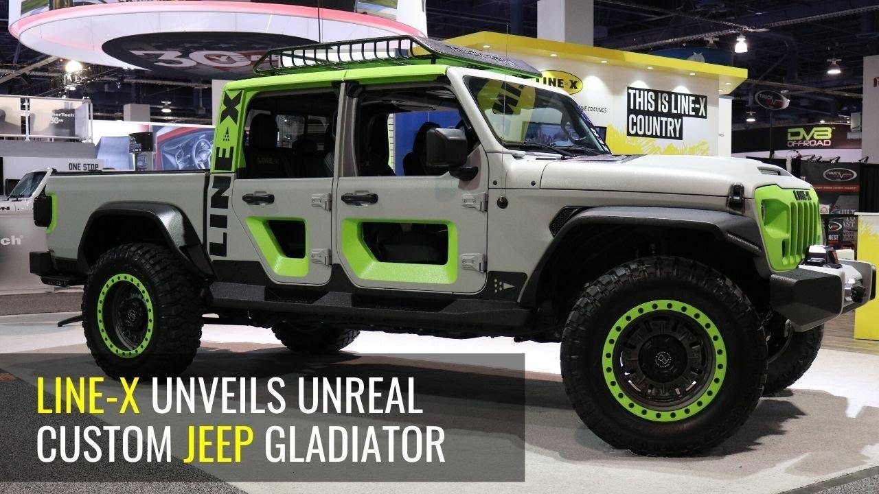 Pin On Jeep Gladiator