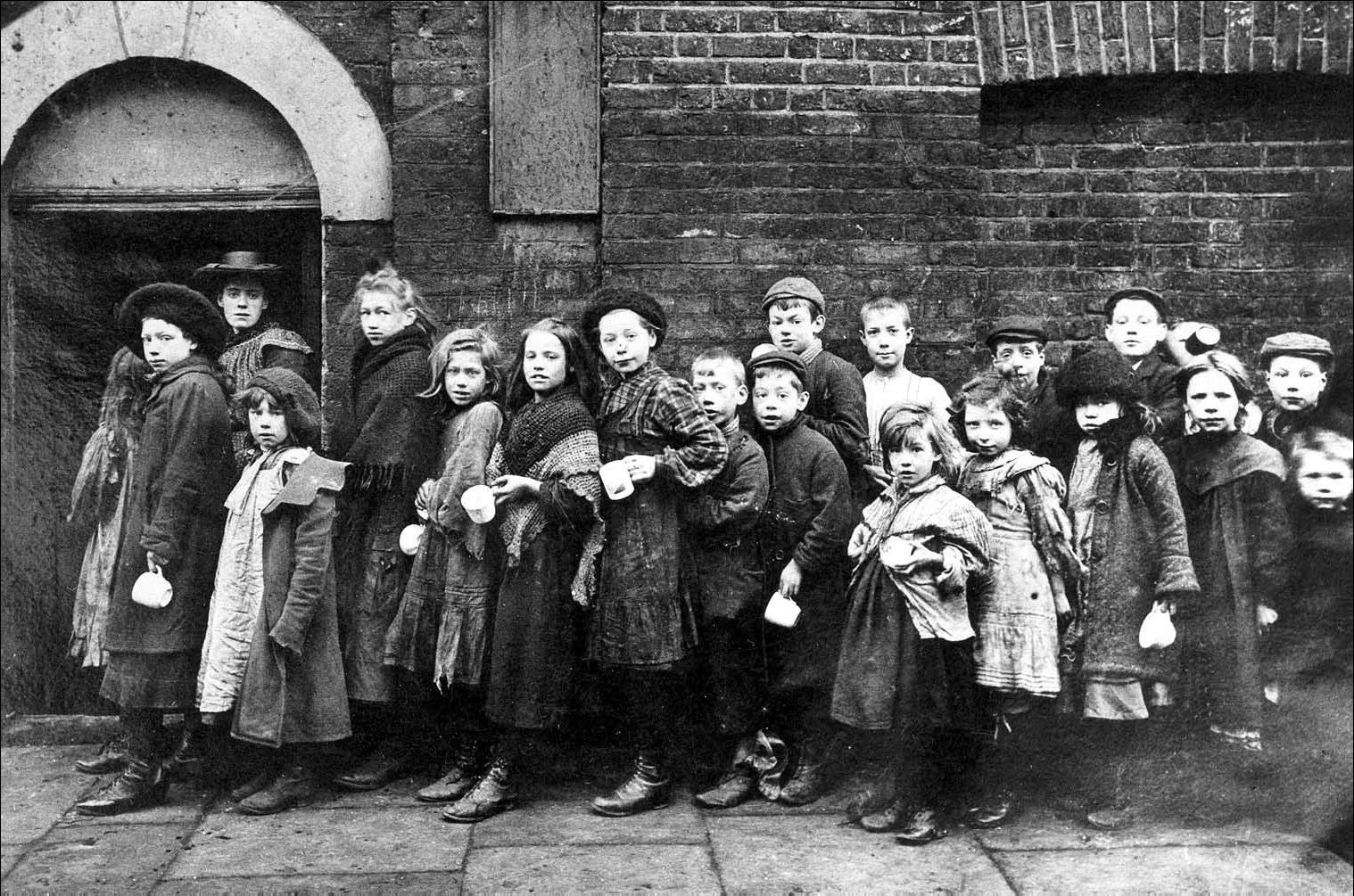 Image result for images of victorian poverty