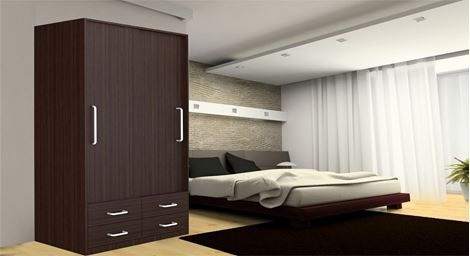 Picture Of Jack 2 Door Wardrobe Two Door Wardrobes Pinterest