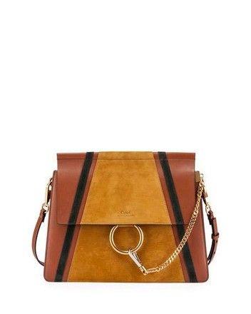 42d79bc9c0b Chloé Faye Med Patchwork Shoulder Bag on Sale, 36% Off   Shoulder Bags on