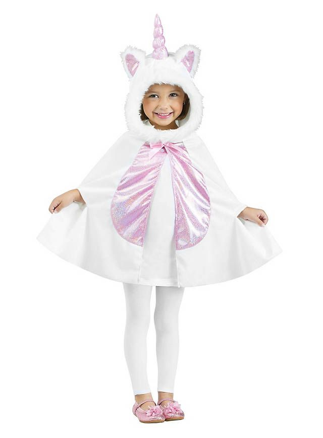 Einhorn Umhang für Kinder | Kostüme für Kinder | Pinterest | Toddler ...