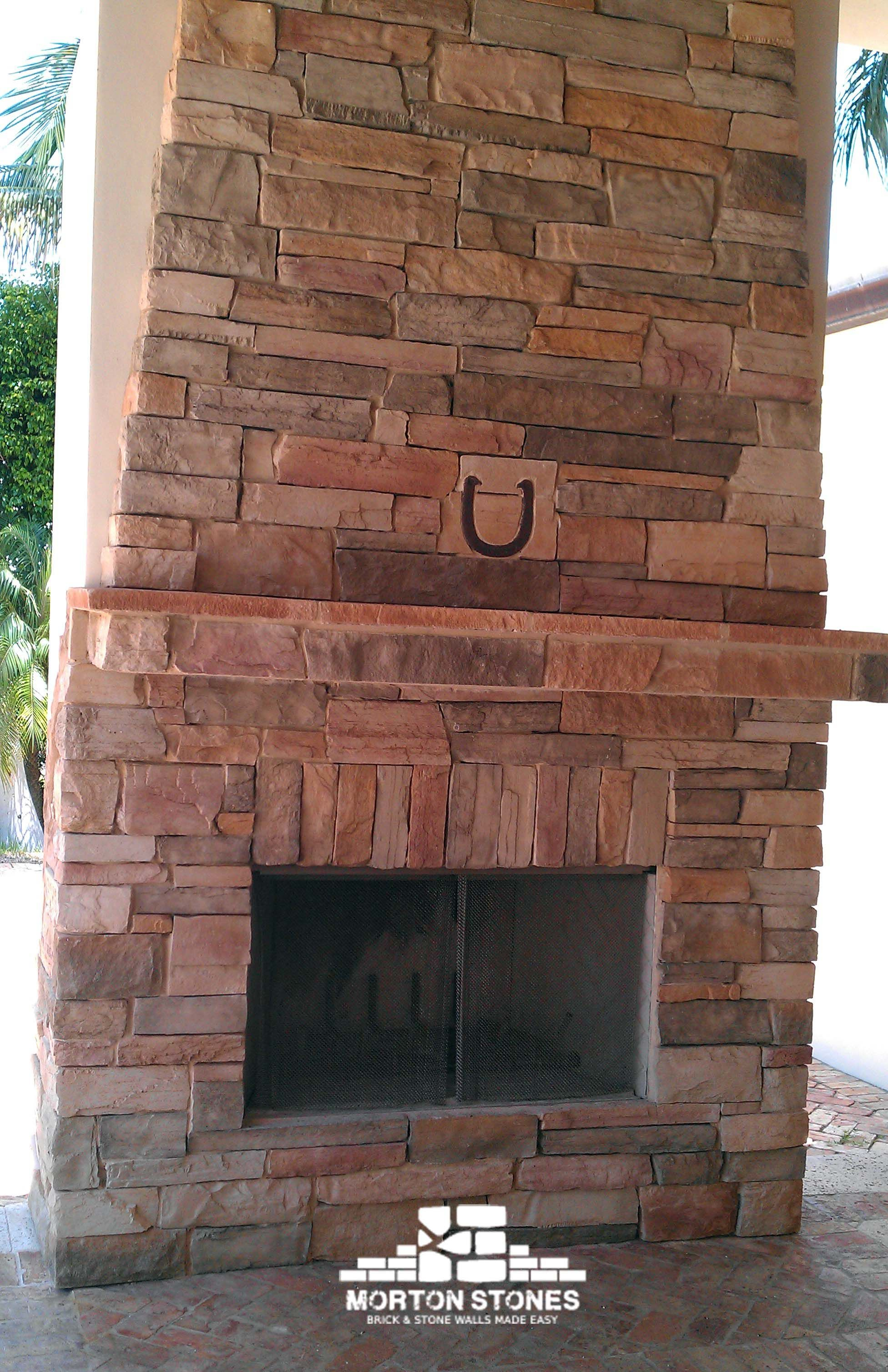 Give Your Home A Complete Makeover By Installing A Stone Fireplace