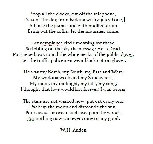 The Best Eulogy I Have Ever Heard From Four Weddings And A Funeral