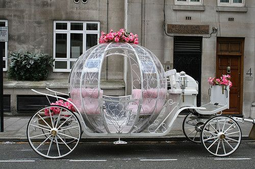 Cinderella Horse And Carriage | horse and carriage | Tumblr