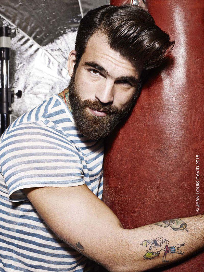 Coiffure homme, printempsété 2015 Hair, beard styles