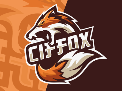 Fox Esports Logo Gaming Team Game Logo Esports Logo Sports Team Logos