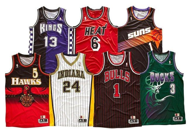 bcf38173dde51 The Most Original NBA Jerseys of the Last 20 Years | NBA Jersey's ...