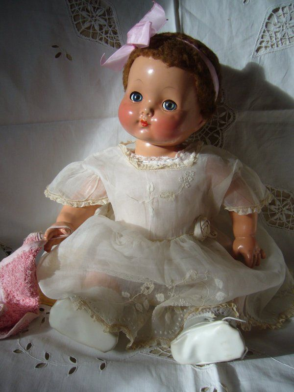Sweetie pie d'Effanbee- I sweet dress