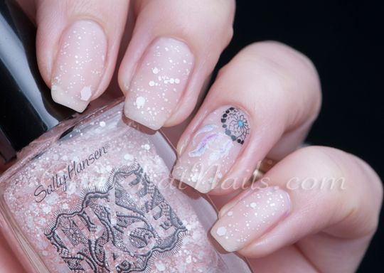 Intimate Dreamcatcher | ChitChatNails