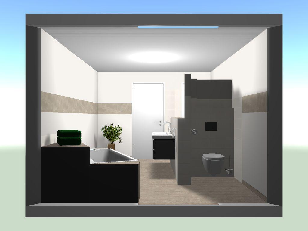 Fliesen Und Badezimmer Planung Im Neubau Badezimmer Badezimmerideen Bad Mit Dachschrage