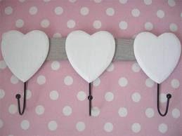 heart hooks DIY