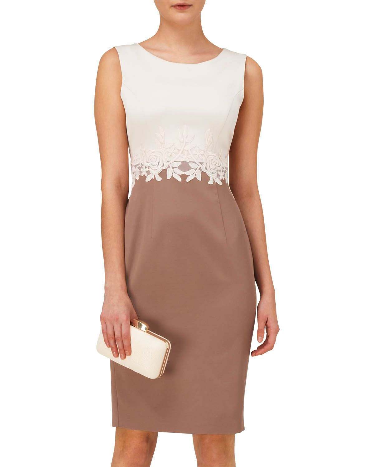 Phase eight posy lace dress