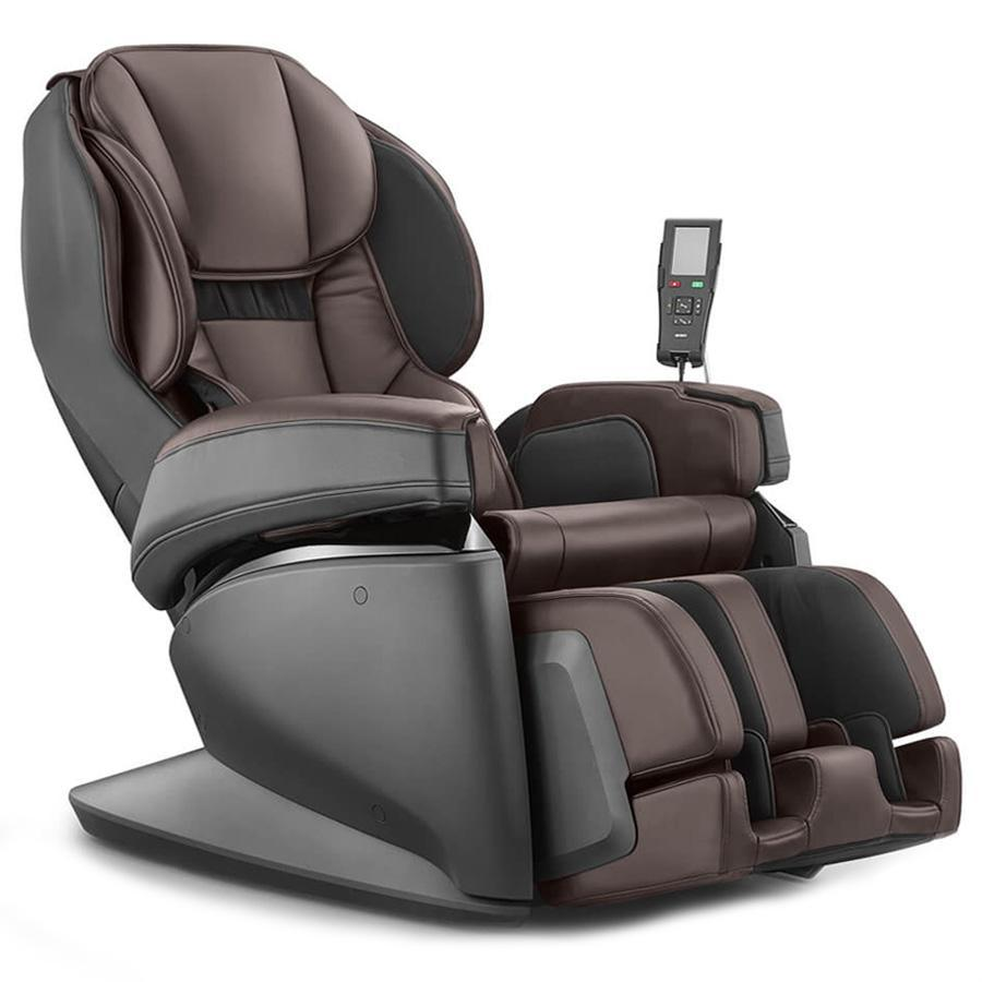 Synca Wellness Jp1100 Massage Chair With Images Calf Roller