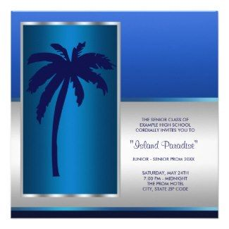 Tropical Theme Prom Ideas Invitations And Planning Prom Themes