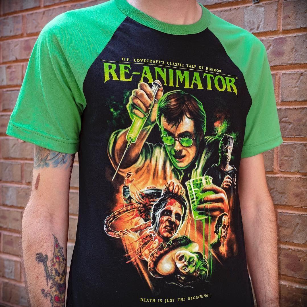 i want fucking reanimator gone now