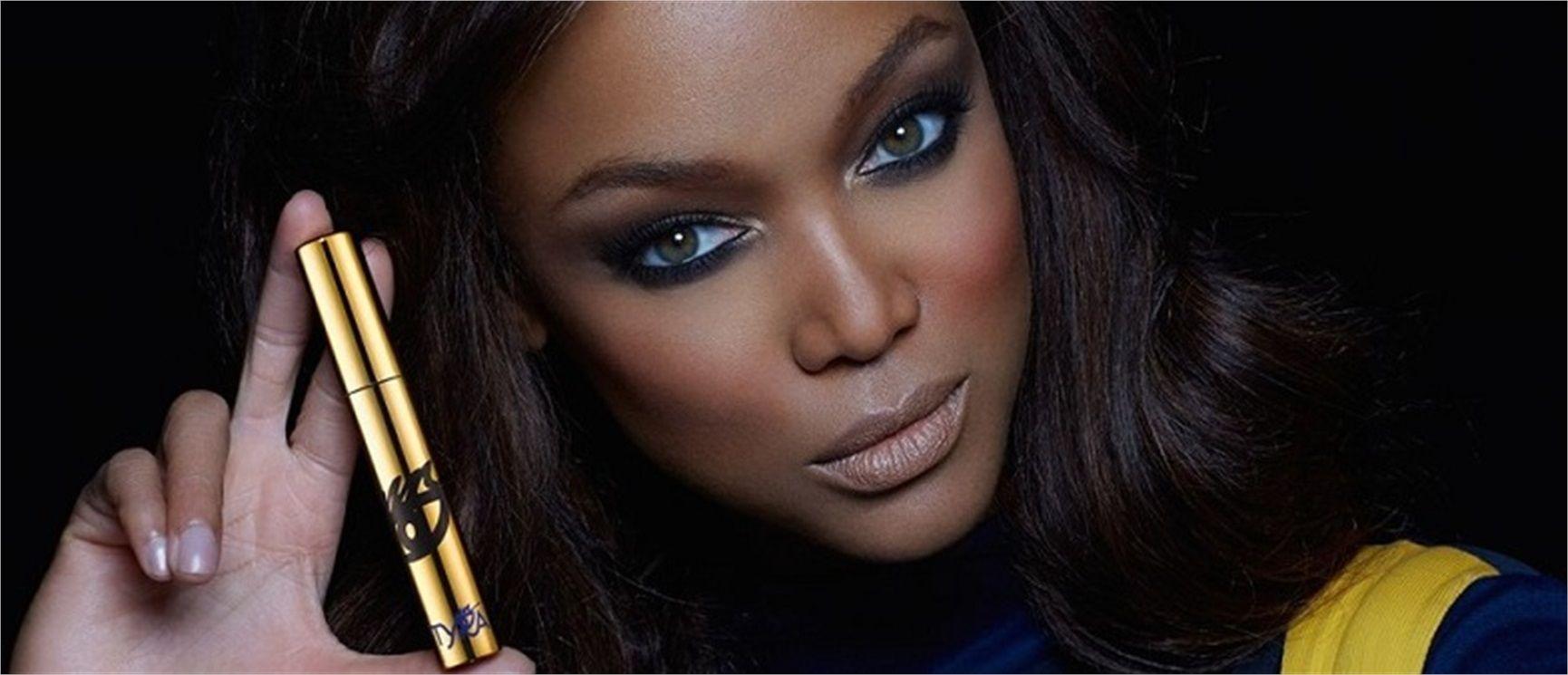 TYRA Beauty by Tyra Banks Supermodel Tyra Banks as
