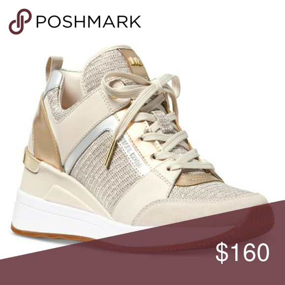 lord and taylor michael kors sneakers