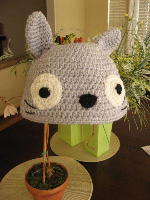 Fine Crochet Totoro Hat Pattern Photo Easy Scarf Knitting Patterns