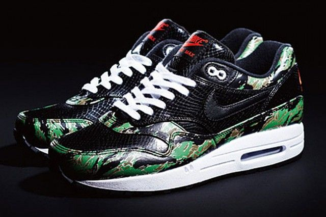bed4a84f076aab ATMOS X NIKE AIR MAX ANIMAL CAMO PACK - Sneaker Freaker