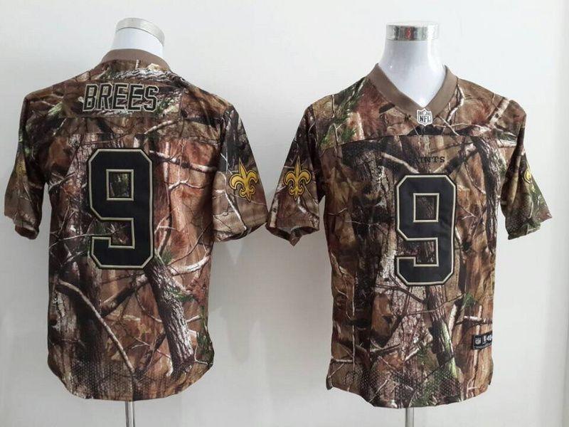 4ae46d00d00 ... greece new orleans saints 9 drew brees camo 2014 jerseys b3597 6b503