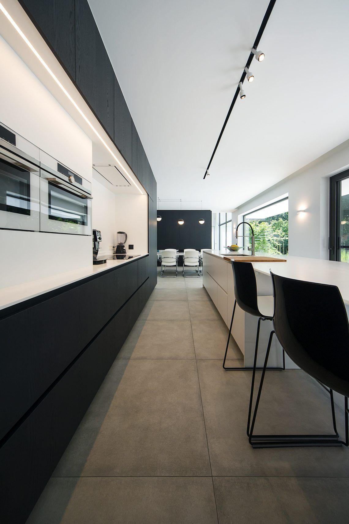 Imore interieur architectuur moderne villa antwerpse kempen hoog □ exclusieve woon en tuin inspiratie