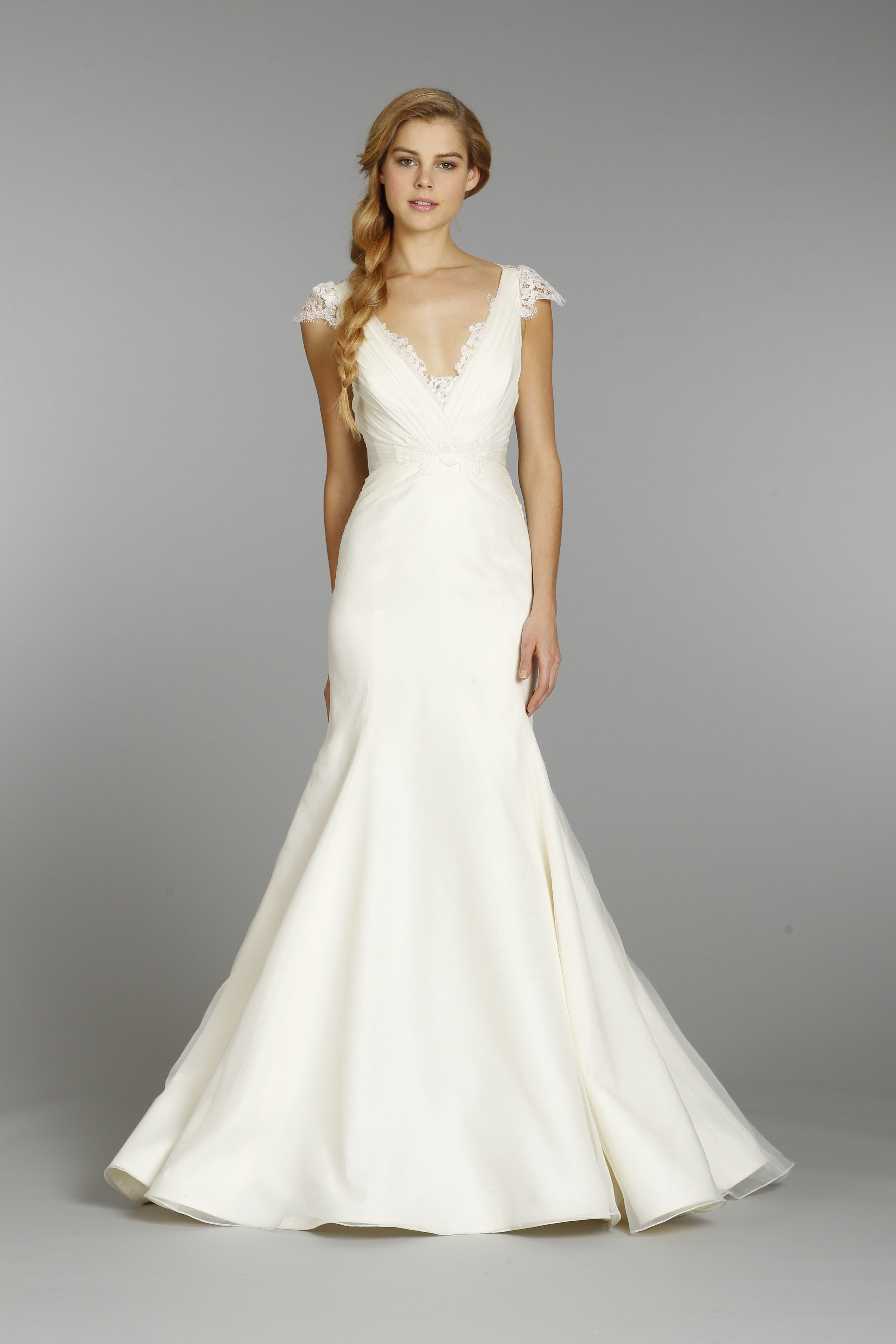 Choosing The Right Wedding Dress For Your Body Shape Wedspiration
