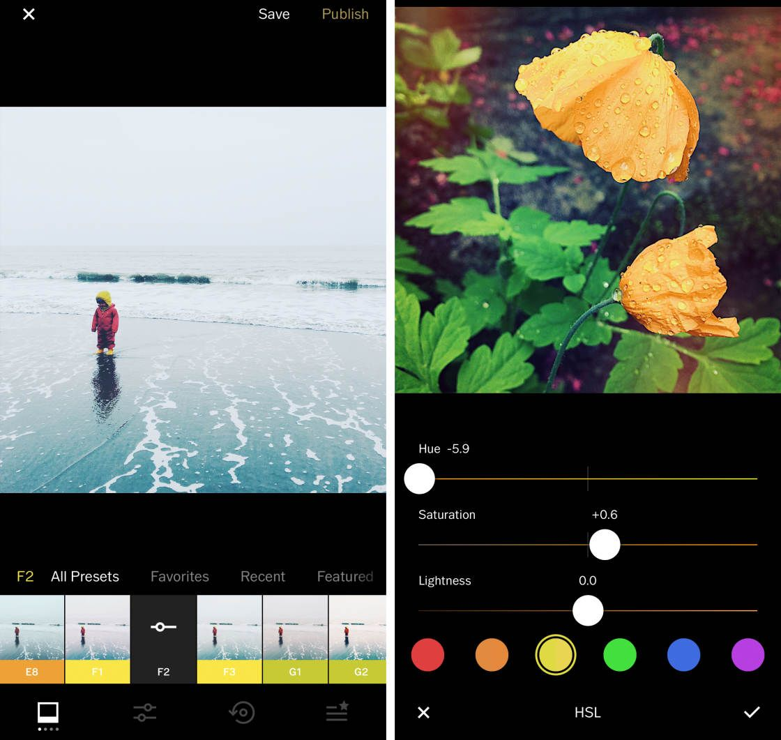 How To Use VSCO App To Shoot & Edit Beautiful iPhone