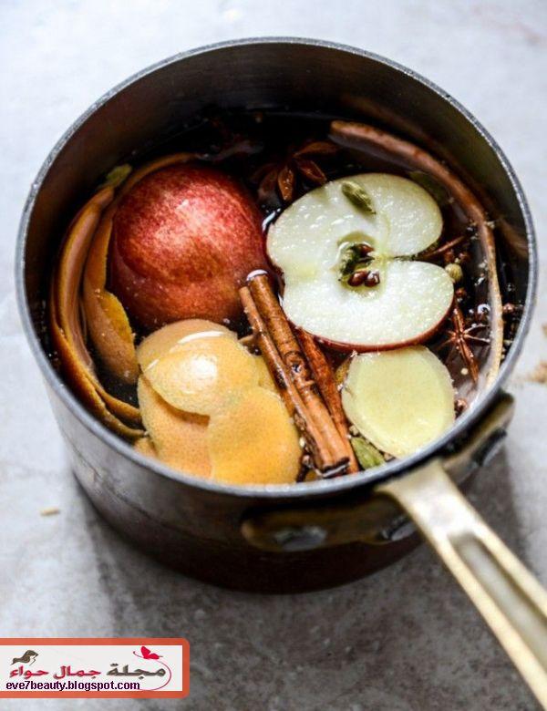 بالصور تعطير المنزل طبيعيآ بـ 14 طريقة جديدة وفواحة مجلة جمال حواء Food Home Scents House Smells