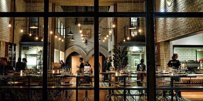 La S 16 Hottest New Restaurants Downtown Zagat