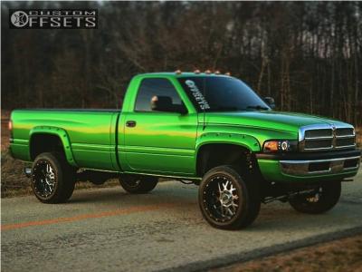 1998 Dodge Ram 3500 Xd Xd201 Nitto Nt420s Dodge 3500 Dodge Ram 3500 Monster Trucks