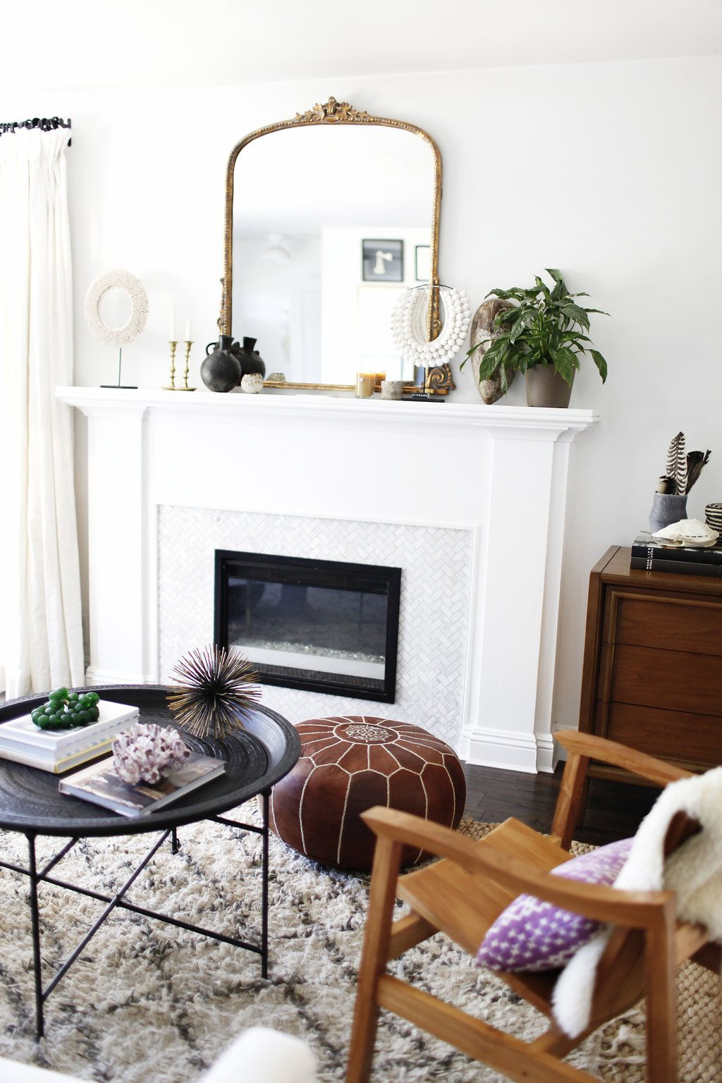 A Boldly Bohemian Home in Seattle | Rue | Cool Stuff | Pinterest ...