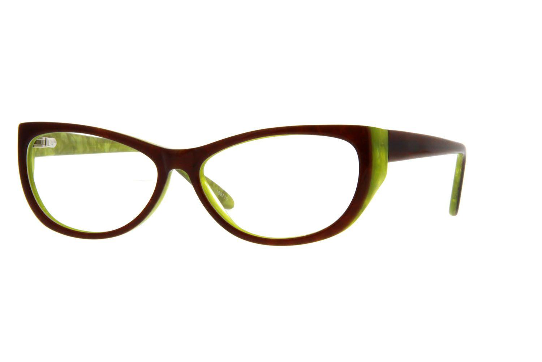 Acetate Full-rim Frame With Spring Hinges1897