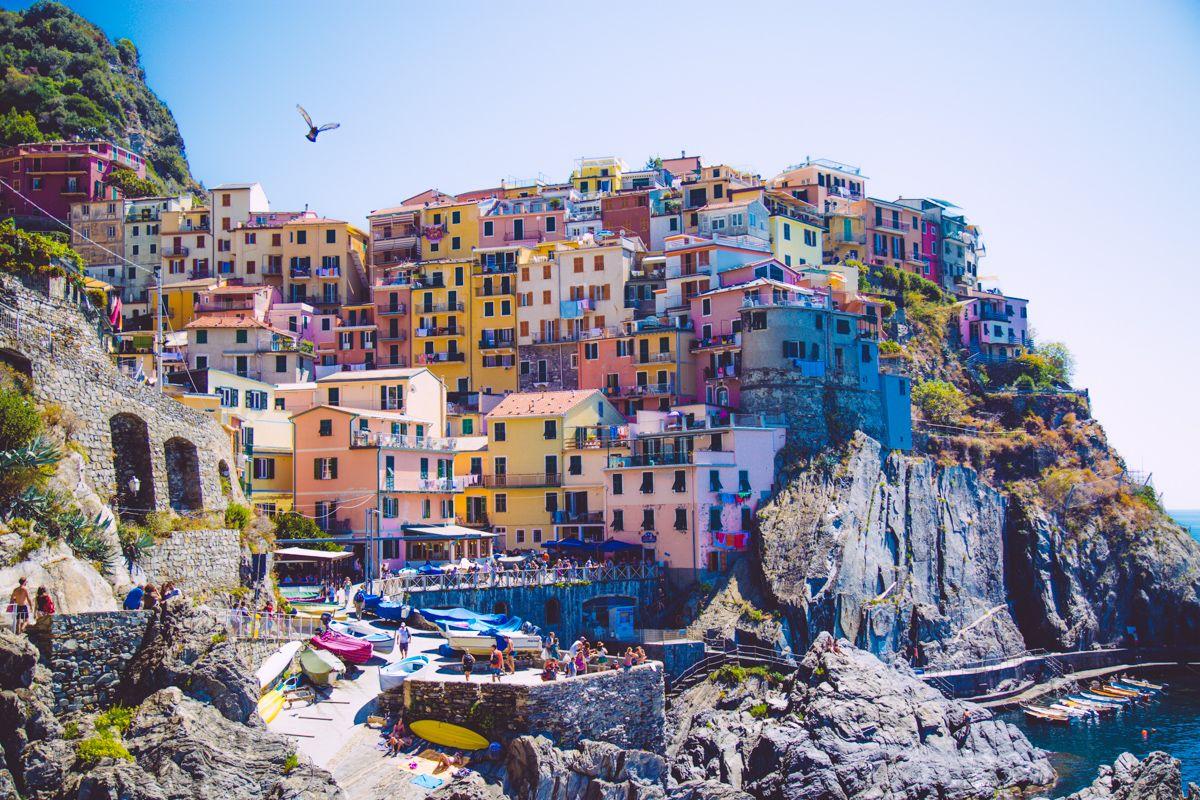 Cinque Terre Que Visiter Et Voir Aux 5 Terres En Italie Cinq