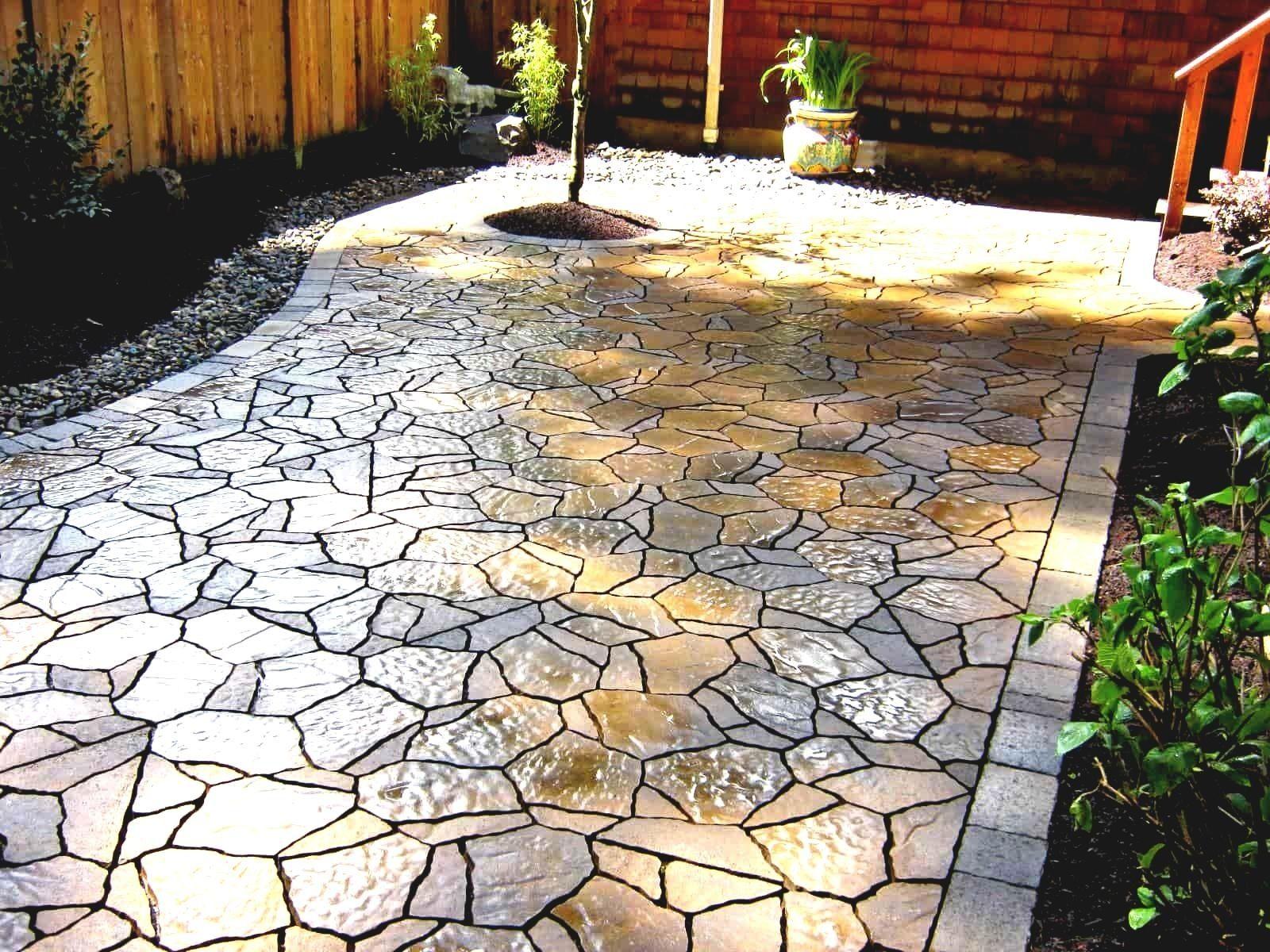 Fresh Rustic Stone Patio Ideas Bw123w Outdoor Patio Flooring