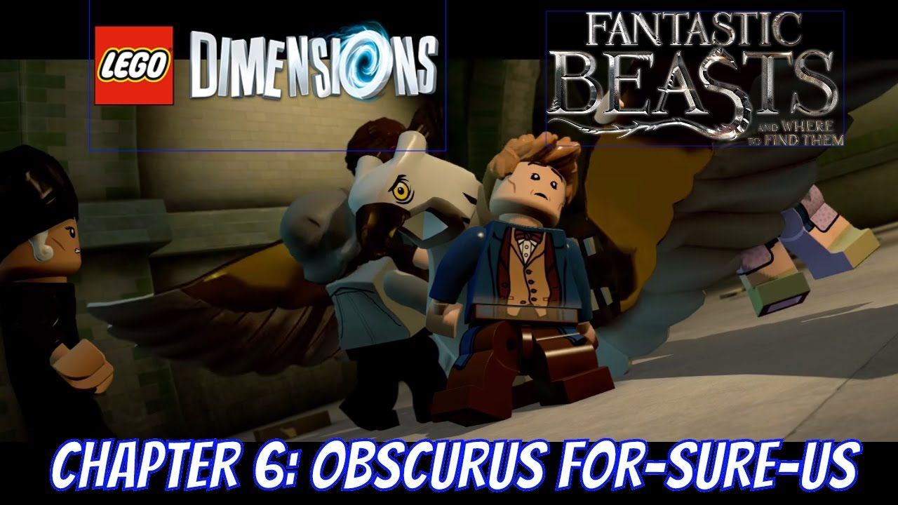 Lego Dimensions Fantastic Beasts And Where To Find Them Chapter 6 Obs Lego Dimensions Fantastic Beasts And Where Fantastic Beasts
