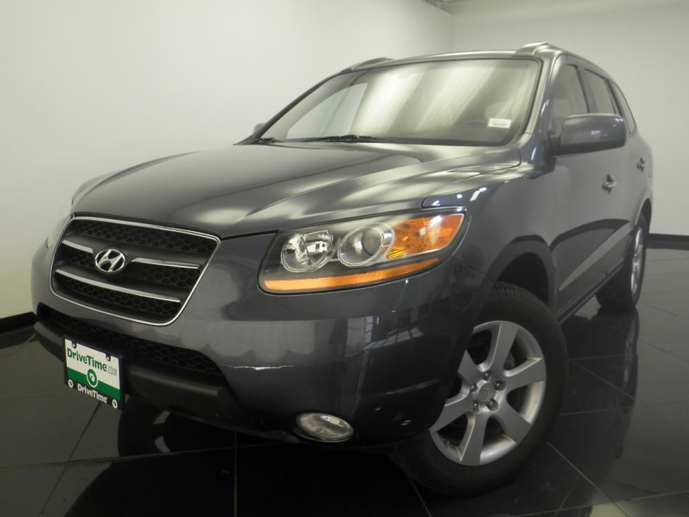2009 Hyundai Santa Fe For Sale In Kansas City Ks All Credit Types Accepted View Pictures Features Pricing O 2009 Hyundai Santa Fe Hyundai Santa Fe Hyundai