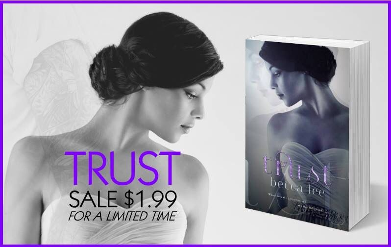Where does the deception end and the truth begin?  #NewRelease #Trust by Becca Lee Author is now live and only $1.99 as an introductory price! Grab your copy of this #MustRead today and see what happens when she is faced with an uncertain future and discovers she may not be who she thinks she is. #TrustIsLive #Mafia #ContemporaryRomance #AussieRomance   US: http://amzn.com/B0176PYTU8   UK: http://www.amazon.co.uk/dp/B0176PYTU8  AU: http://www.amazon.com.au/dp/B0176PYTU8  CA…