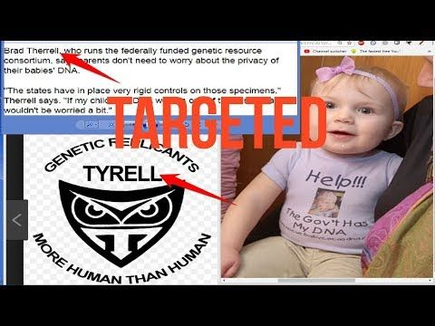 HELP! The Gov't Has My DNA! Targeted Individuals