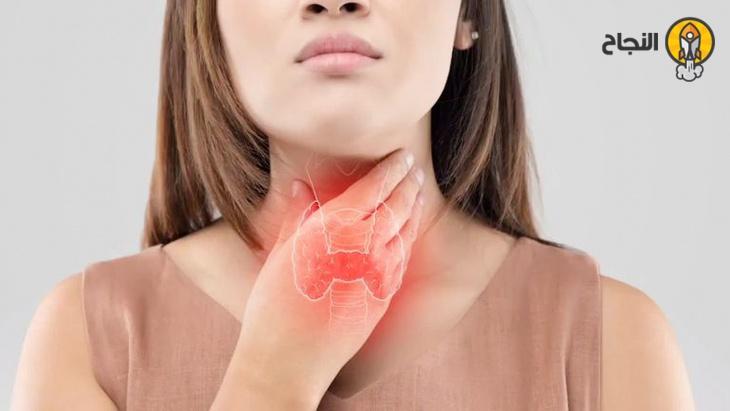 أسباب وأعراض اضطرابات الغدة الدرقي ة