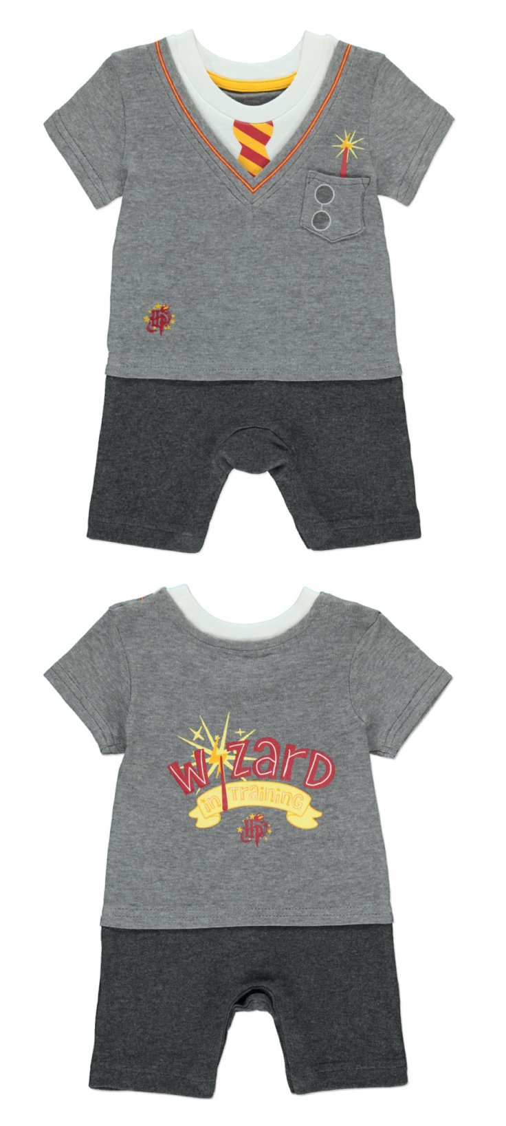 4eb5c2c182d Know a little wizard who would love this Harry Potter Romper !