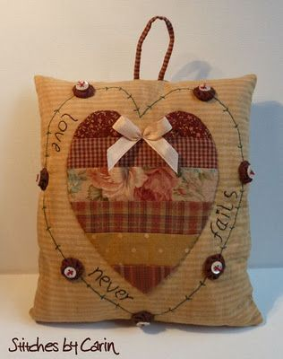 Stitches by Carin: The Victorian Sampler