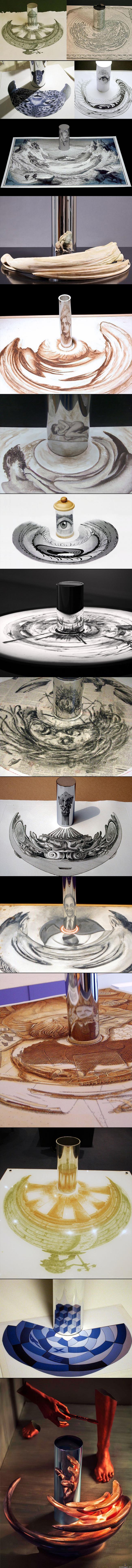 Anamorfoosi taidetta
